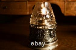 Fantastic Functional Antique Chinese Qing Dynasty Opium Lamp Late 19th Century