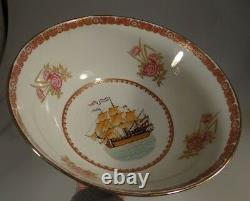 Gorgeous Chinese Antique Export Porcelain Bowl Late 1700's
