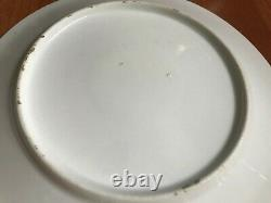 Pair Of Late Qing Chinese Export Famille Rose Porcelain Plates with Figures