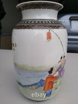 Vases Chinois Assortis De Coquille D'oeuf Tard Ching Ou Période Fédérale Tôt